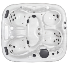 acrylic spa tub