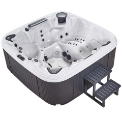 quality outdoor spa