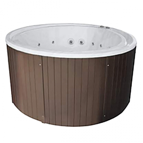 Balboa Hot Tub >> Round Balboa 4 Person Portable Spa Hot Tub Jy8010a With Four Seats