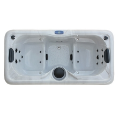 compact hot tub spa