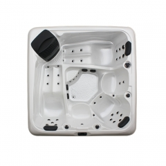indoor hot tub supplier